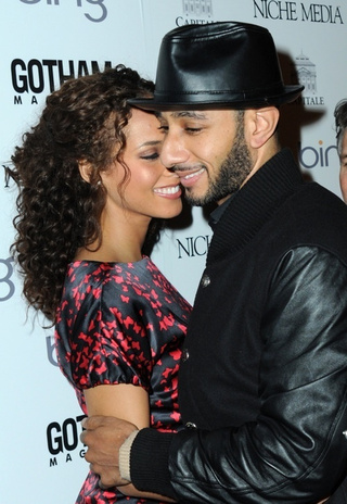 Alicia Keys Marries Swizz Beatz