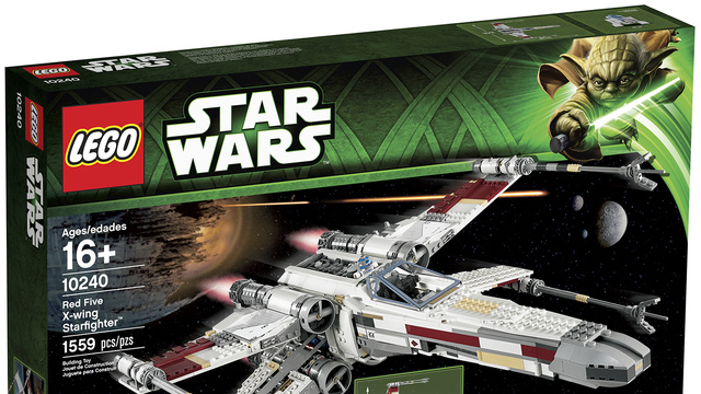 The Most Accurate and Awesome Lego X-Wing Ever Will Induce a Worldwide Spontaneous Nerdgasm