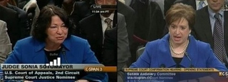 Supreme Court Hearing Fashion Showdown!