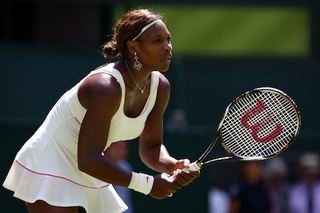 Serena Williams Receives Royal Snub At Wimbledon