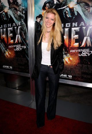 Jonah Hex Premiere: Fashion Like Buttah