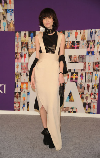 Fashions Were Black & White & Bad All Over At The CFDA Awards