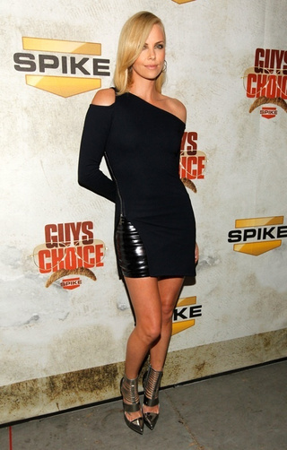 Stars Come Out To Party At Spike's 4th Annual Guys Choice Awards