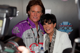 Stars Go The Distance At Indy 500