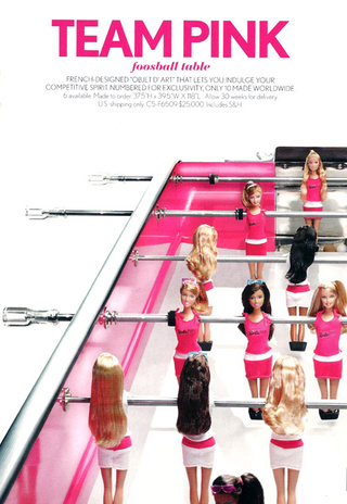 Inside The Very Pink & Very Pricey Barbie Catalog