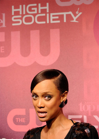 Tyra Turns To Fiction; Lady Gaga Will Take Your Questions Now