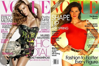 Gisele's Legs Still Glued Together On Mag Covers; More Met Ball Gossip
