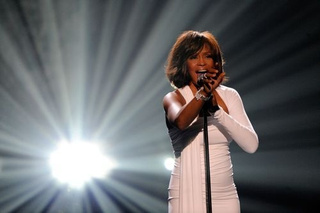Whitney Houston Hospitalized; Navratilova Diagnosed With Cancer