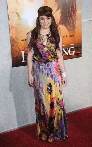 The Clothes At The Last Song Premiere Were A Tearjerker!