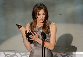 Director Kathryn Bigelow Leads The Hurt Locker To Major, Historic Oscar Wins