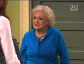 """Suddenly Red-Hot"" Betty White Now Cure Of All TV's Ills"