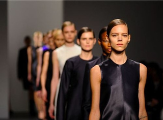 Post Critic Sees 85%-White Fashion Week As Example Of Progress