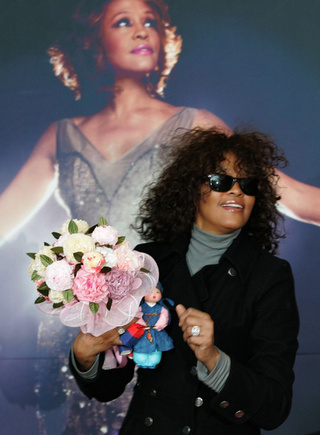 Whitney's Disastrous Australian Concert; Charlie Sheen Enters Rehab