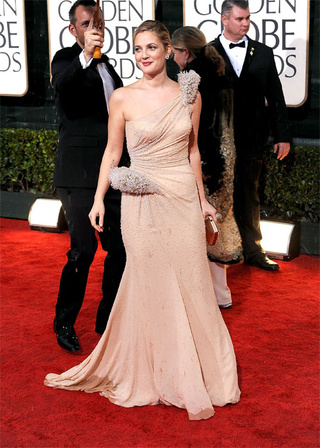Golden Globes Fashion: When It's Bad, It's Really Bad
