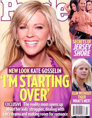 Kate Gosselin Adds To Her Resume