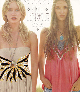 Free People: Let's Pretend It's The Summer Of '69