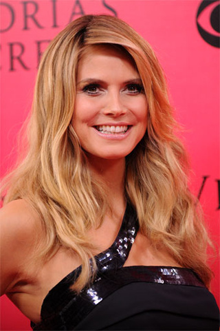 Heidi Klum's Jig Is Up; Scarlett's Cast-Offs Go For £40