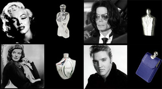 Dead Celebrity Scents: The Latest In Star Worship