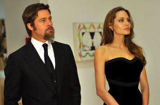 Brangelina Tries Jewelry Design; Lindsay Lohan For Bebe?