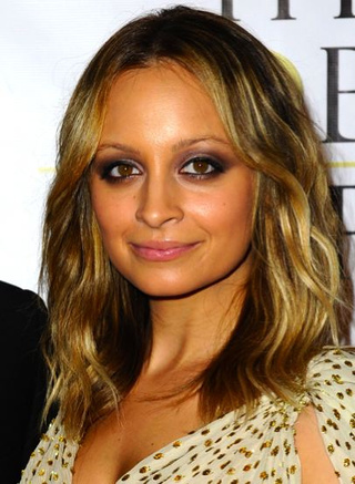Nicole Richie Doing Designs; No Sampling Allowed At Oprah Store
