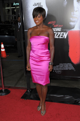 Fashion Police Called At Law Abiding Citizen Premiere