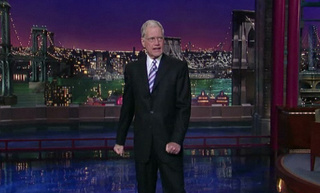 "Letterman In ""Sextortion"" Plot; Kanye & Gaga's Tour Canceled"