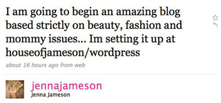 Jenna Jameson To Become A Mommy Blogger
