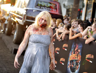 Zombies + Bai Ling.  Need We Say More?