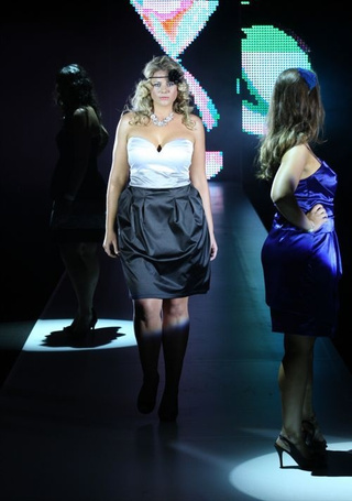 Sydney's Plus Size Fashion Show: Frocks & Fun