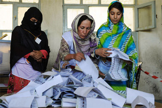 On Women, War & The Elections In Afghanistan