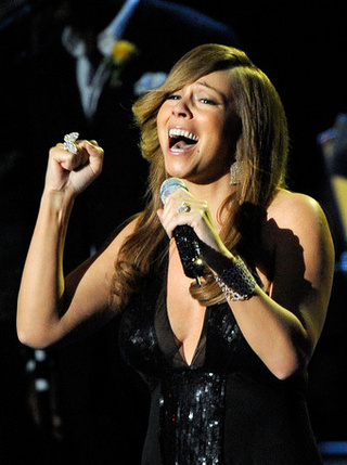 Mariah Disses Chris Brown; Intruder Peeps On Amy Adams On Set