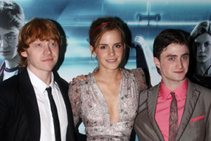 World Premiere Of Harry Potter Was, Yes, Magical