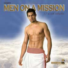 Big Love: Mormon Beefcake Calendar Angers Church