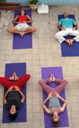 Peace In The Middle East: Is Yoga Kosher?