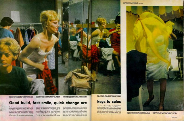 Second Life: New York's Garment District, '60s Style