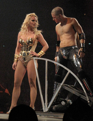 Britney's Got Romance On The Road