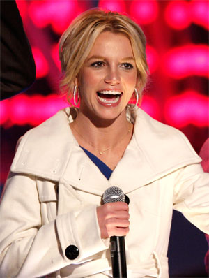Britney Makes A Good Design Decision; Cavalli Breaks Down In Tears