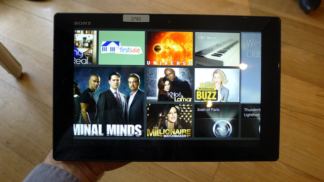 Click here to read Sony Xperia Tablet Z Hands On: Thin, Light, and Not Quite There