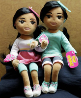 TY: Dolls Not Modeled After Sasha & Malia