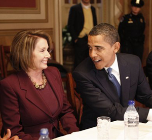 Obama, Pelosi Cave On Contraceptive Funding