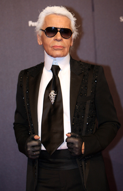 "Lagerfeld Gets Modest, Valentino Gets Fined, Von Furstenberg Gets ""Space"""