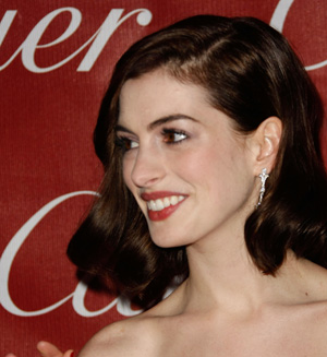 Dear Barack: Don't Piss Off Anne Hathaway