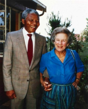 Helen Suzman, Anti-Apartheid Activist, Dead At 91