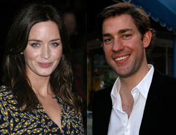 Emily Blunt And John Krasinski Are Truly Adorable