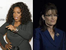 Oprah Winfrey Will Make Sarah Palin Wish She'd Never Been Born
