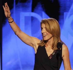 Caroline Kennedy Has A Tattoo, Hankering For A Senate Seat