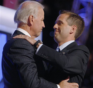 Beau Biden Gets His Seat-Filler And The Financial Sector Gets Your Money