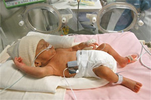 "U.S. Gets A ""D"" For Preemies • Scientists Design Healthy Beer"