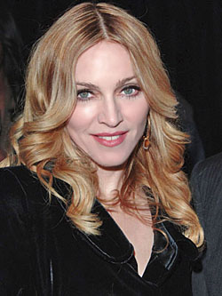 Madonna's New Guise: Vuitton Muse
