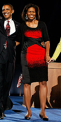 Michelle Obama: Fashion's Newest, Hottest Muse